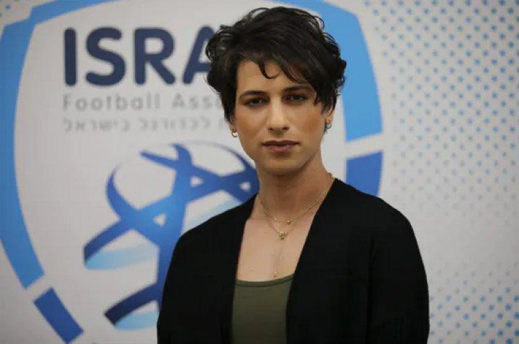 Israele ha il suo primo arbitro transgender donna.