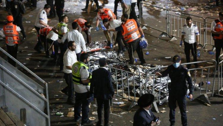 Israele: 44 morti e 150 feriti durante un evento religioso