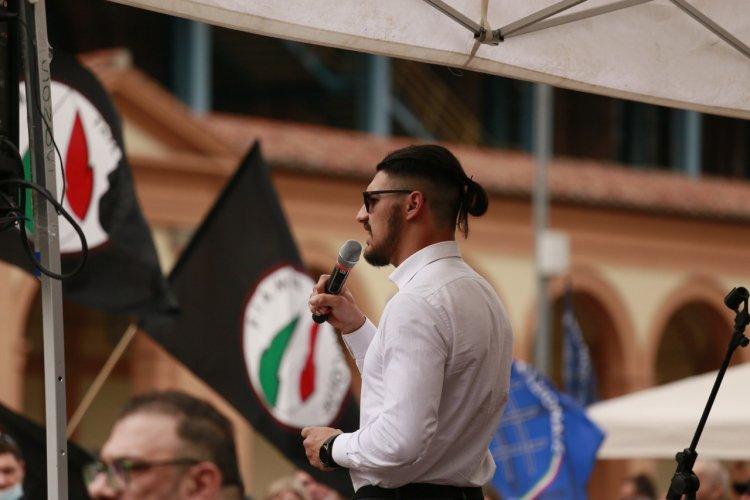 Bologna. Manifestazione Nazionale di Rete Studentesca ed altre realtà