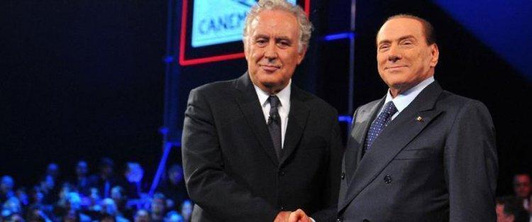 Santoro si pente - Berlusconi con la mafia non c'entra
