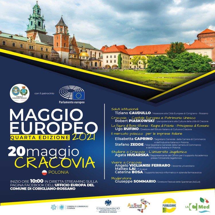 Corigliano-Rossano, diretta facebook con Cracovia
