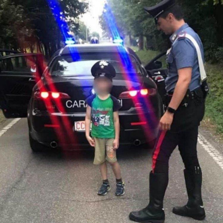 Bambini & carabinieri: due storie a lieto fine