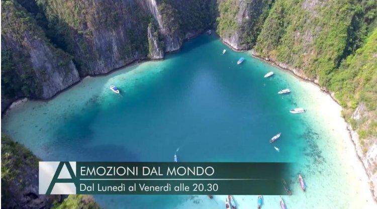 Emozioni dal Mondo documentari girati in Italia
