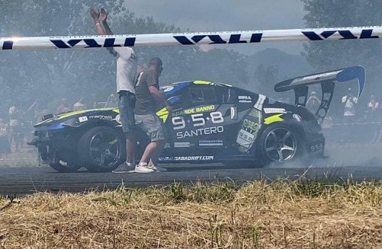 BUSANO Motor Show tra rally, drifting ed ospiti speciali