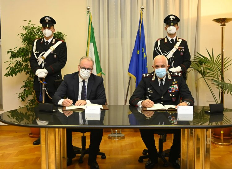 Arma dei Carabinieri e l'Autorità di regolazione dei trasporti