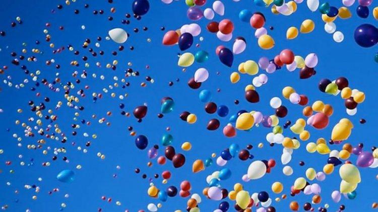 """A Trento """"chi libera palloncini nel cielo paga"""": approvata l'ordinanza anti-littering."""