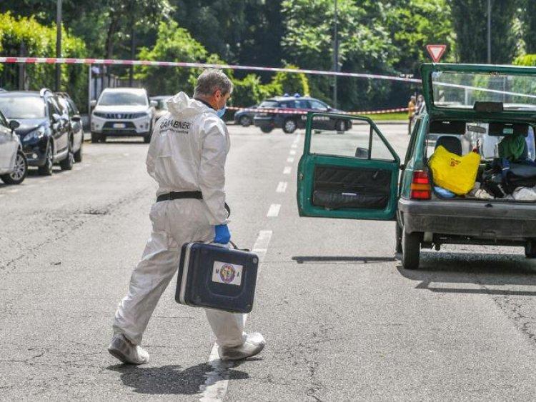 Milano: uccide a coltellate il marito in auto