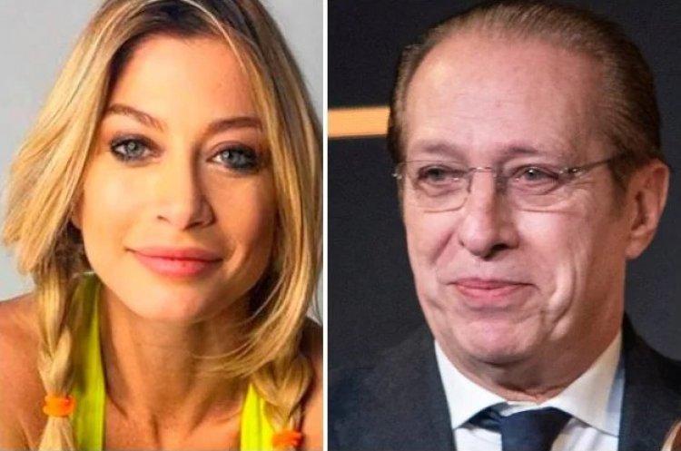 Maddalena Corvaglia e Paolo Berlusconi innamorati