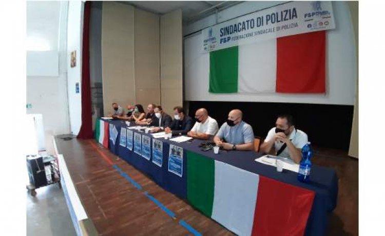 Venezia, Congresso provinciale FSP Polizia