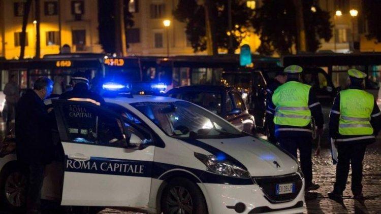 Roma, incidente muore  un uomo di 33 anni