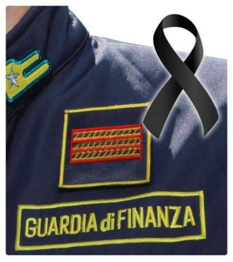 GdF, Salvatore Esposito deceduto a soli 52 anni