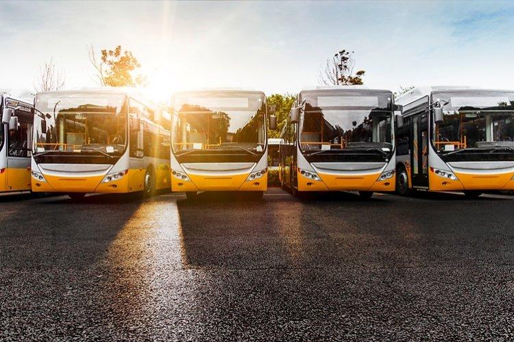 In Italia calano le immatricolazioni di autobus
