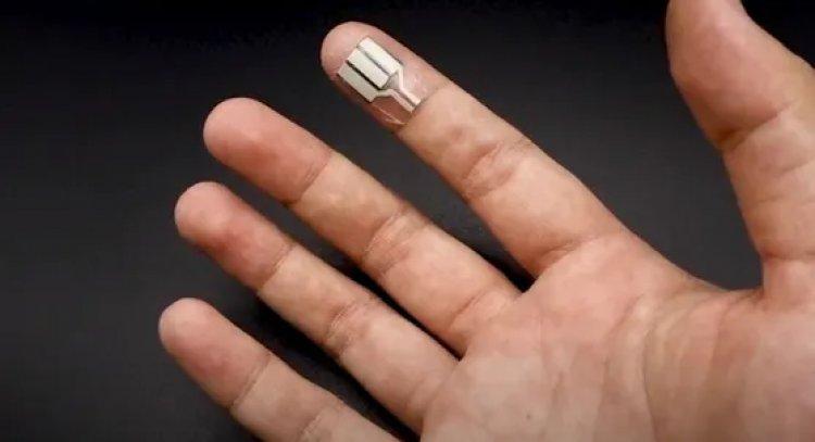 Il sudore delle mani dovrebbe ricaricare i telefoni cellulari in futuro