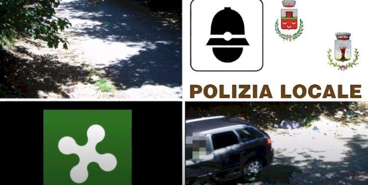 Lonate Pozzolo/Ferno, le foto-trappole per i rifiuti funzionano